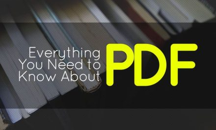 Everything you need to know about PDF