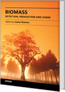 Biomass - Detection, Production and Usage by Darko Matovic