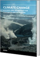 Climate Change - Research and Technology for Adaptation and Mitigation by Juan Blanco And Houshang Kheradmand