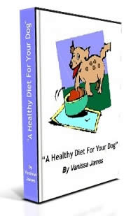 A Healthy Diet For Your Dog by Vanissa James