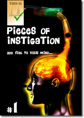 Pieces Of Instigation, add fuel to your mind ... by Robert F. Ziehe