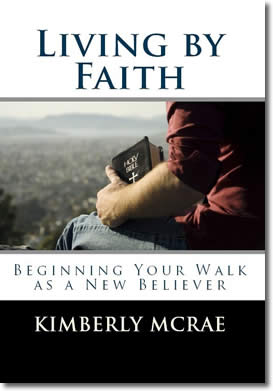 Living by Faith by Kimberly McRae
