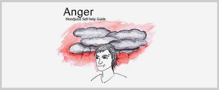 Anger - Moodjuice Self-Help Guide