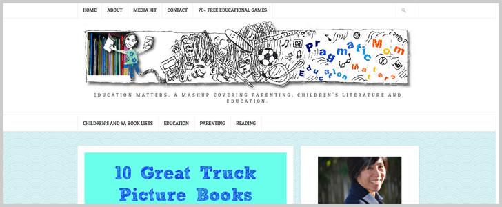 10 Great Truck Picture Books And Kid Lit Blog Hop