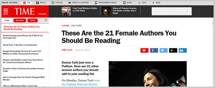These Are The 21 Female Authors You Should Be Reading