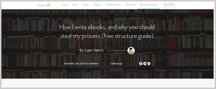 How I Write Ebooks, And Why You Should Steal My Process (free Structure Guide)