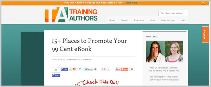 15+ Places To Promote Your 99 Cent Ebook