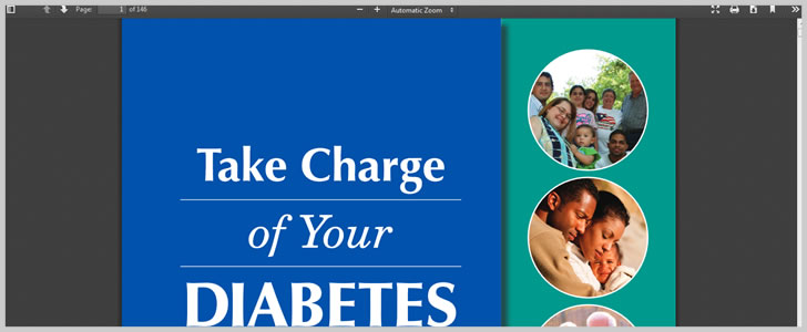 Take Charge of Your Diabetes 4th Edition
