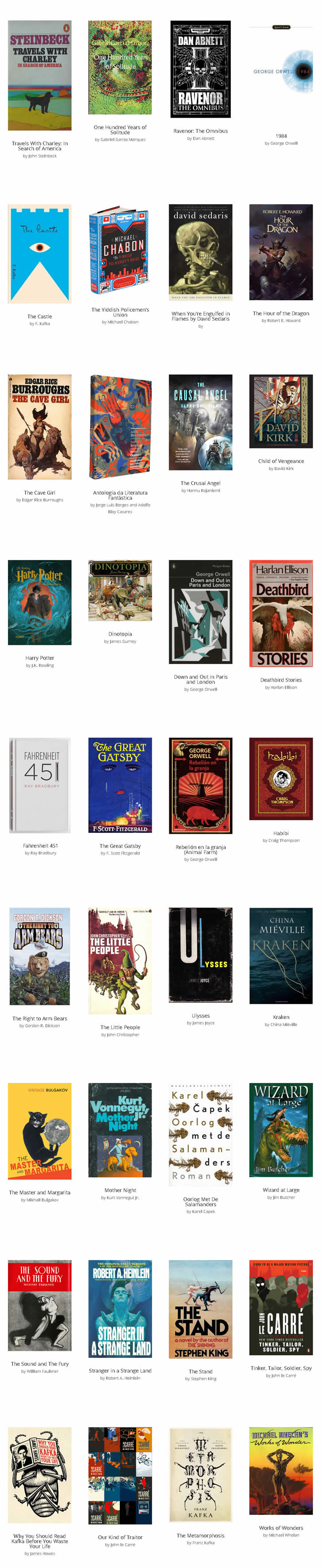 36 Best Book Covers
