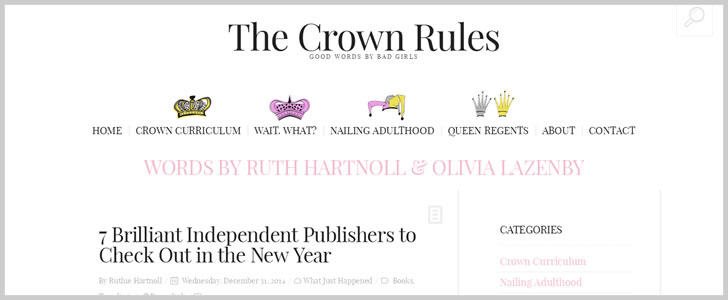 7 Brilliant Independent Publishers to Check Out in the New Year