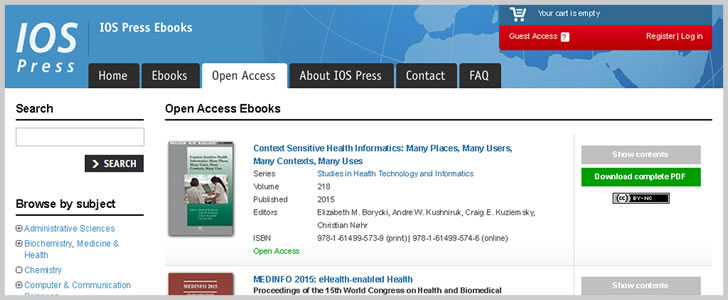 55 Free Open Access Ebooks
