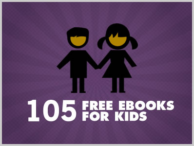 105 Free Ebooks for Kids