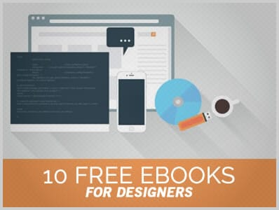 10 Free eBooks for Designers