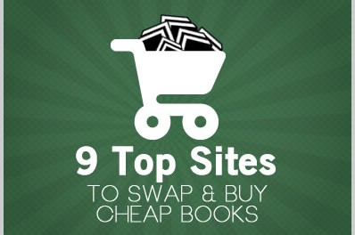 9 Top Sites To Swap & Buy Cheap Books