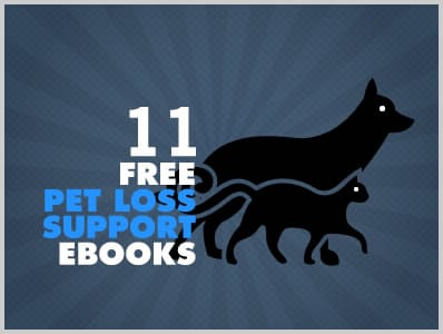 11 Free Pet Loss Support Ebooks