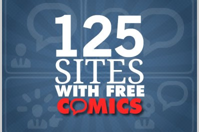 125 Sites With Thousands of Free Comics