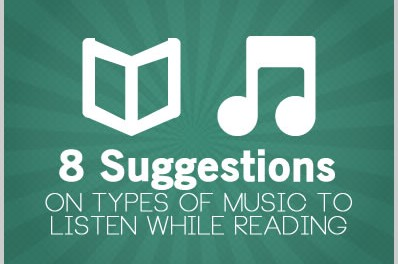 8 Suggestions on Types of Music to Listen While Reading