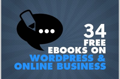 34 Free Ebooks On WordPress & Online Business