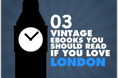 3 Vintage Books You Should Read If You Love London