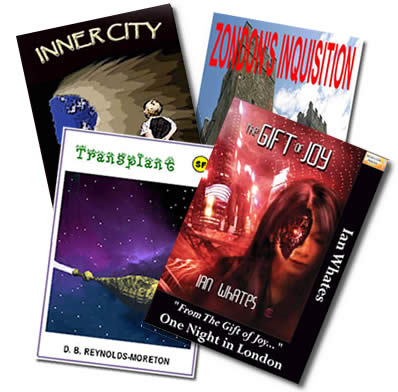 4 Free Science Fiction & Fantasy Ebooks