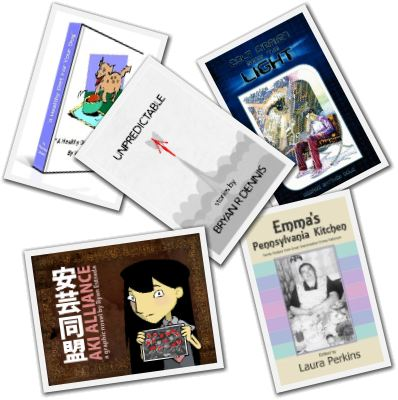 5 Free Ebooks From Various Authors