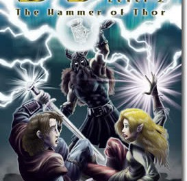 80AD – The Hammer of Thor (Book 2)