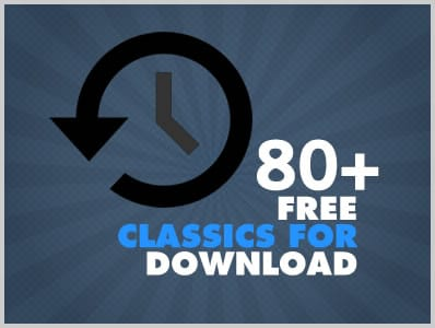 80+ Free Classics For Download