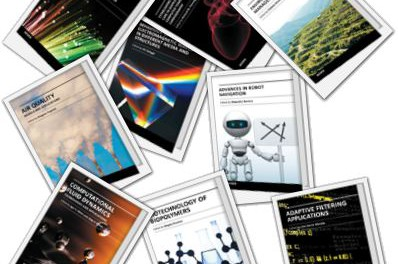 9 Free Science & Engineering Ebooks from IntechOpen