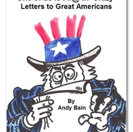 One of Us is F@#*in' Crazy – Letters to Great Americans