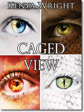 Caged View (An Urban Fantasy Collection Of Short Stories) (Habitat .5)