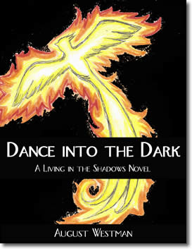 Dance Into The Dark: A Living In The Shadows Novel