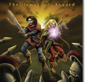 80AD – The Jewel of Asgard (Book 1)