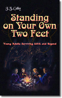 Standing On Your Own Two Feet: Young Adults Surviving 2012 And Beyond