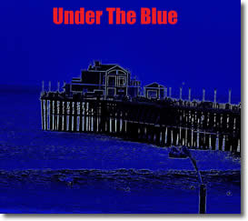 Under The Blue, The Blue Series, Volume 1