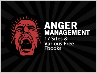 Anger Management: 17 Sites & Various Free Ebooks
