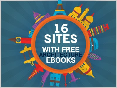 16 Sites With Free Architecture Ebooks