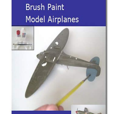 Learn to Brush Paint Model Airplanes