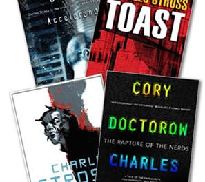 4 Free Online Fictions by Charles Stross