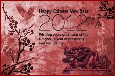 Happy Chinese New Year 2012
