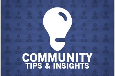 Community Tips & Insights #1