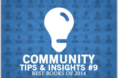 Community Tips & Insights #9 – Best Books 2014