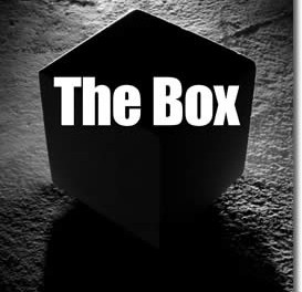 The Box (Book One of The Temple of the Blind)