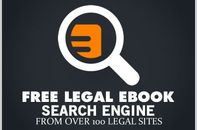 Custom Google Search Engine to Search Over 100 Free Legal Ebook Sites