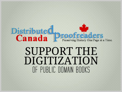 Support the Digitization of Public Domain Books