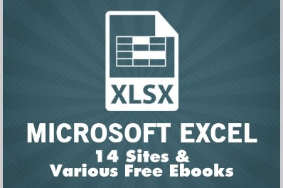 Microsoft Excel: 14 Sites & Various Free Ebooks