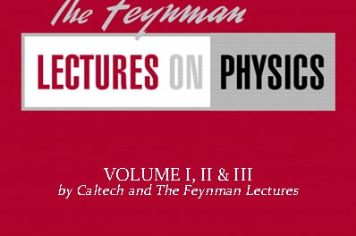 All 3 Volumes of The Feynman Lectures on Physics