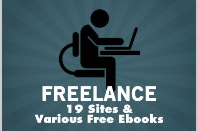 Freelance: 19 Sites & Various Free Ebooks