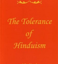 The Tolerance of Hinduism Free Ebook