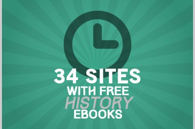 34 Sites With Free History Ebooks