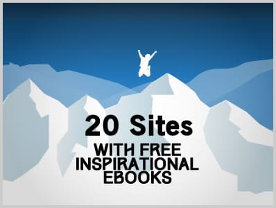 20 Sites With Free Inspirational Ebooks